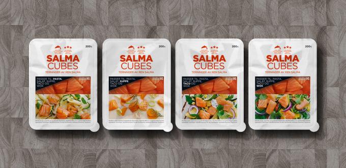 Salma cubes versjon 2.0
