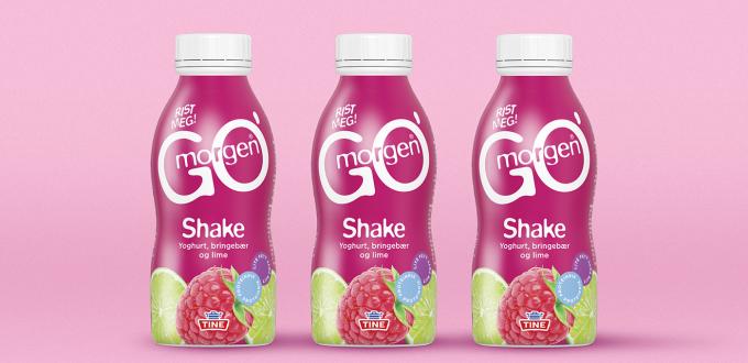 Go'morgen Shake
