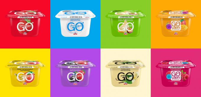 Go'morgen Yoghurt