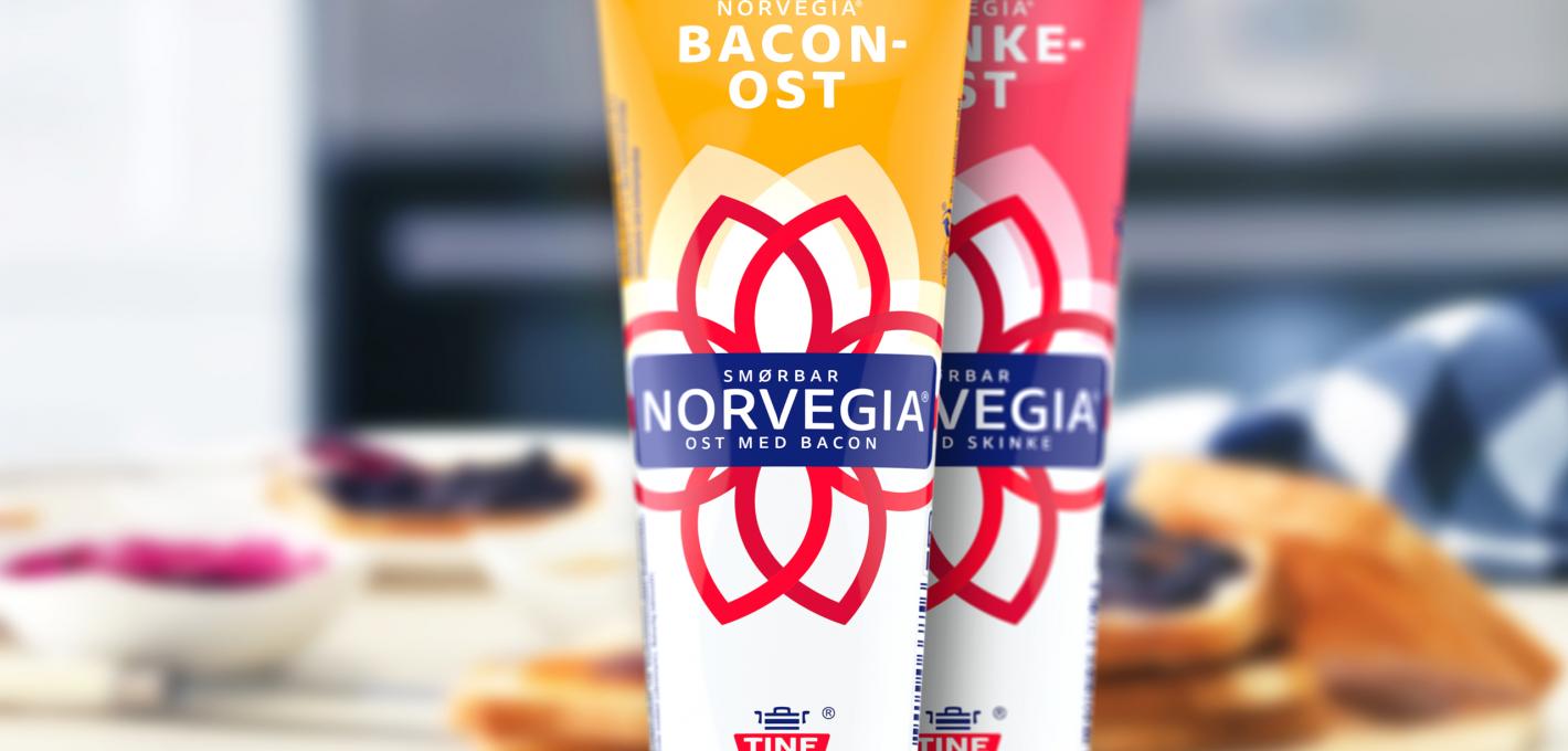 Norvegia smørbar