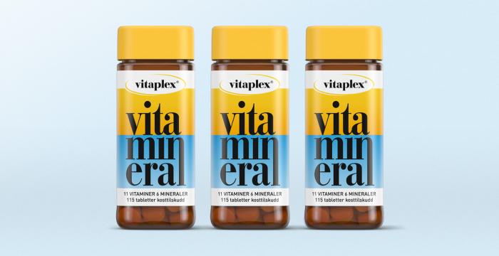 Vitaplex Vitamineral